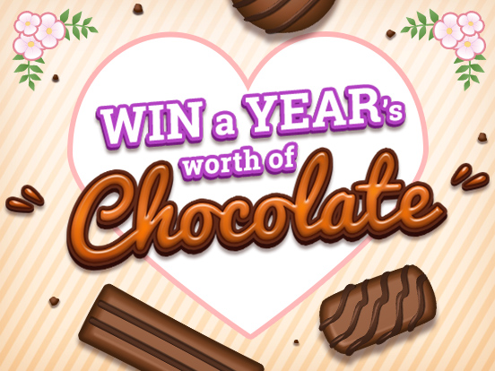 Year-long chocolate for Moms!