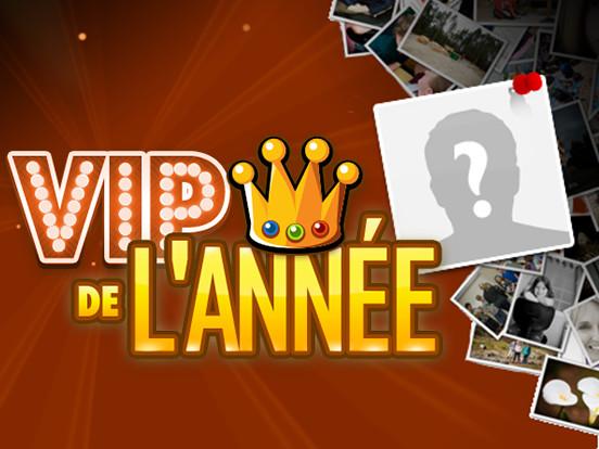 VOTEZ pour le VIP de l'Année