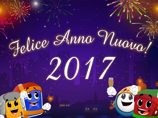 Buon Anno!