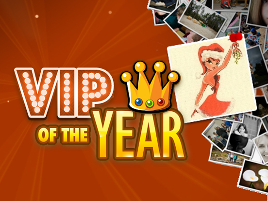 Your VIP of the Year from 2016 is...