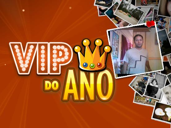 VIP do Ano!