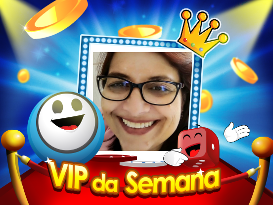 VIP da Semana: CristalM4!