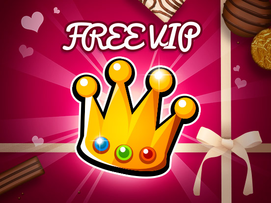 Your VIP crown awaits!