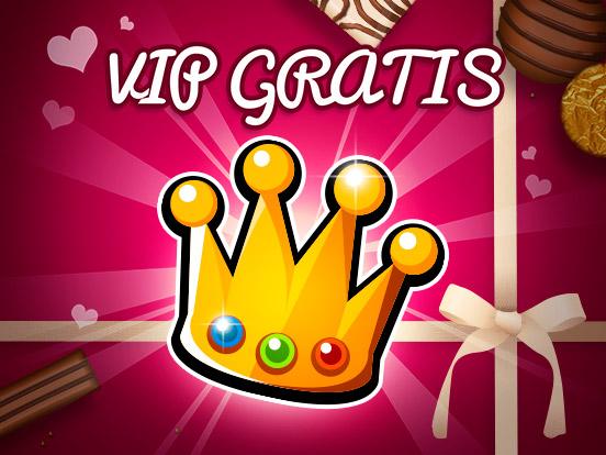 La tua corona da VIP ti sta aspettando!