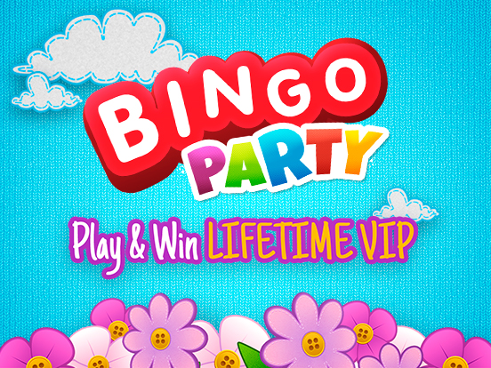 Join Bingo Party and win Lifetime VIP!