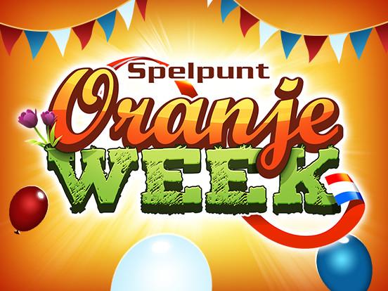 Spelpunt viert Oranje Week
