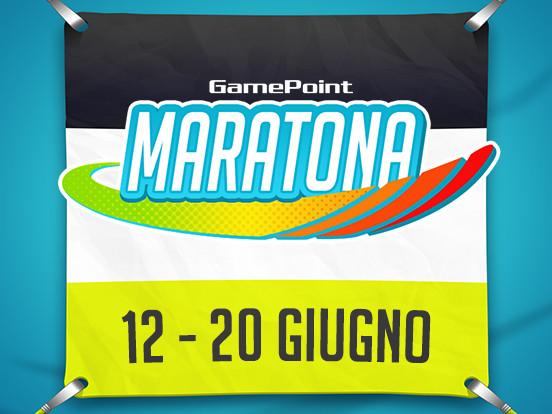 La Maratona di GamePoint inizia oggi!