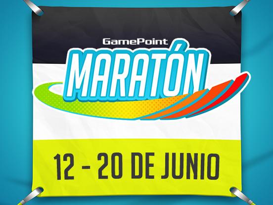 La Maratón GamePoint empieza hoy