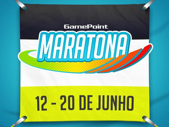 Maratona GamePoint começa hoje