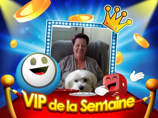VIP de la Semaine: leonneparadis
