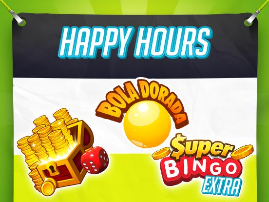 Happy Hours Diarias