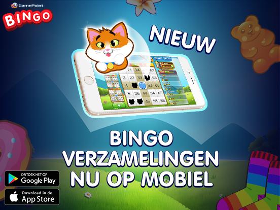 NIEUW: Bingo Verzamelingen voor de mobiele app!