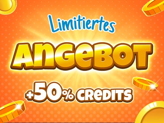 +50% Extra Credits