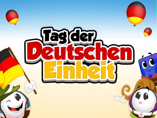 Geschenk zum Tag der deutschen Einheit!