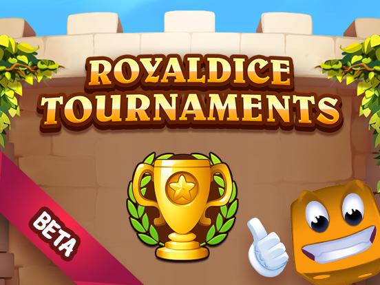 RoyalDice Tournaments Beta nu beschikbaar!