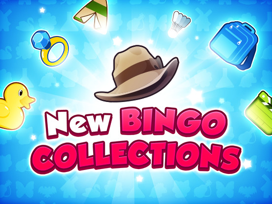 New collections in Bingo