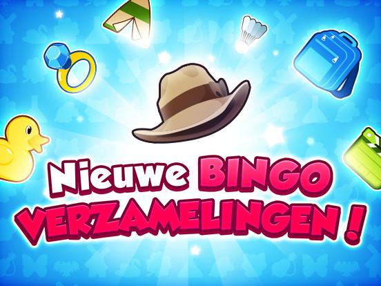 Nieuwe Verzamelingen in Bingo