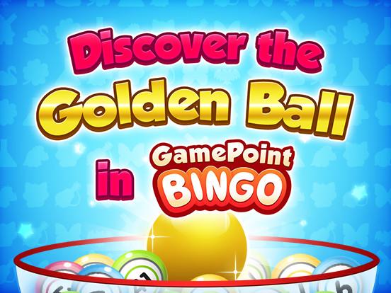 Golden Ball in Bingo