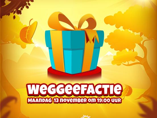 Win allerlei cadeaukaarten!