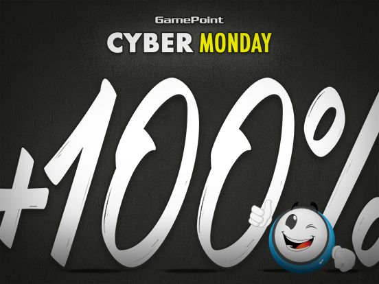 Cyber Monday Creditangebot