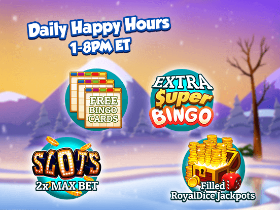 The Happy Hours are back!