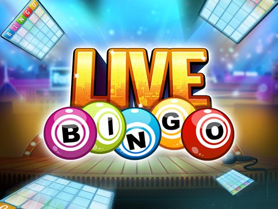 GRATIS Live Bingo Kaart!