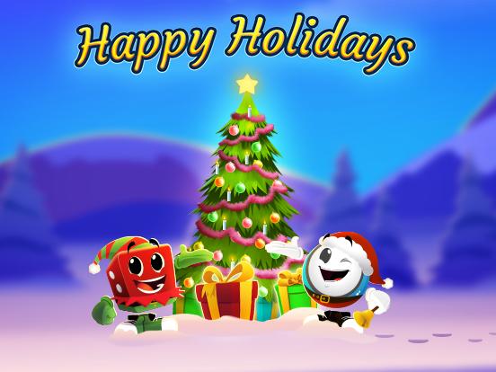 Tis the season to be jolly!
