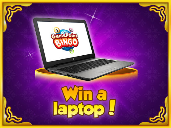 Win a laptop!