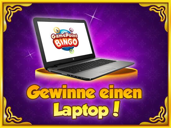 Gewinnt einen Laptop!