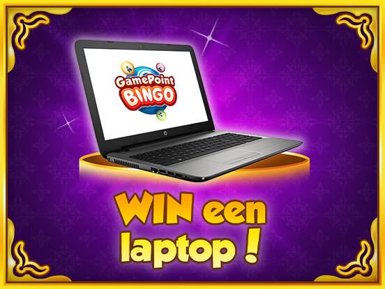 Win een laptop!
