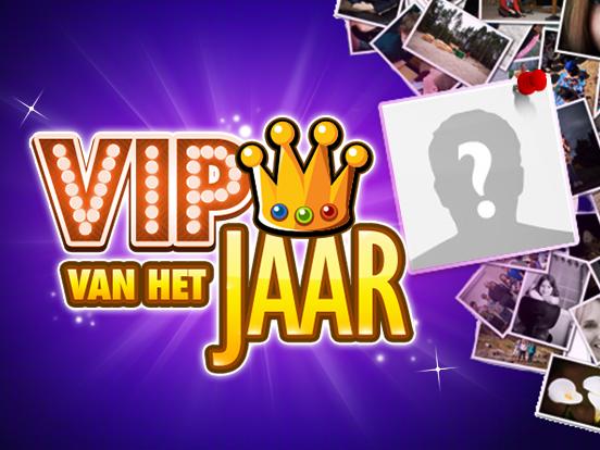 Stem voor de VIP van het Jaar