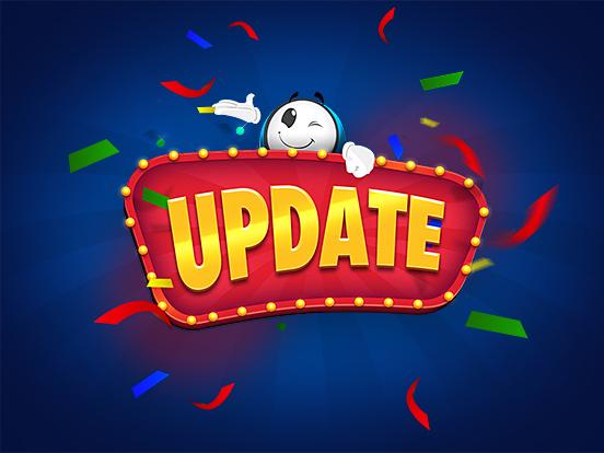 We hebben een paar updates voor je!