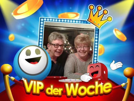 VIP der Woche:  GiselaHengherr