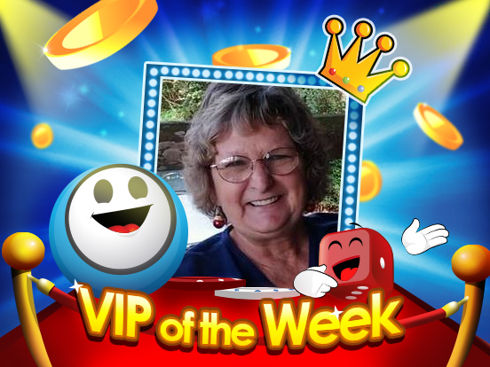 VIP of the Week: JeannineHarkins