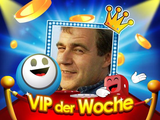 VIP der Woche:  KlausLudemann