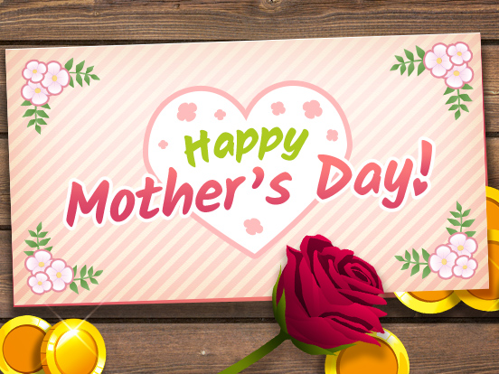 GamePoint celebrates Mother's Day!