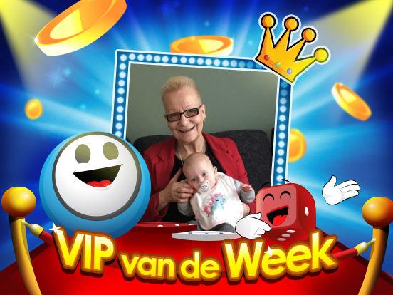 VIP van de Week: blondie531