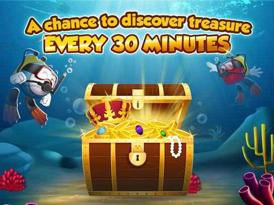 Treasure every HALF-hour!