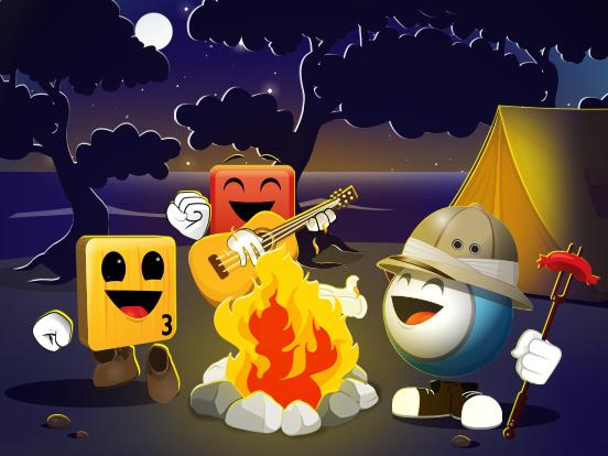 De beste vrienden zijn GamePoint vrienden!
