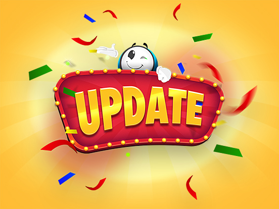 GamePoint Bingo app updated!