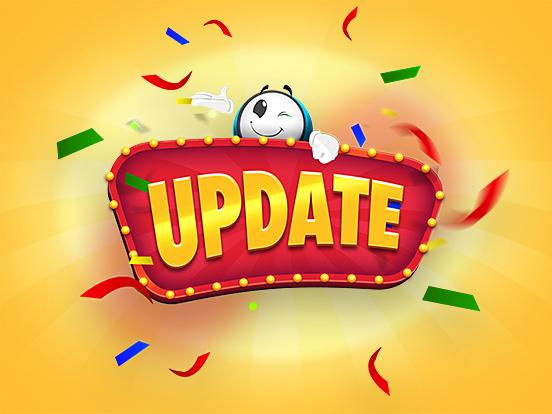 De GamePoint Bingo app heeft een update