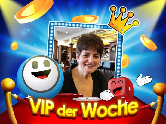 VIP der Woche:  Eva412