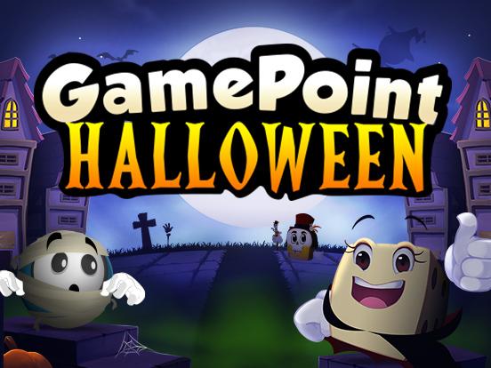 Het is Halloween bij GamePoint