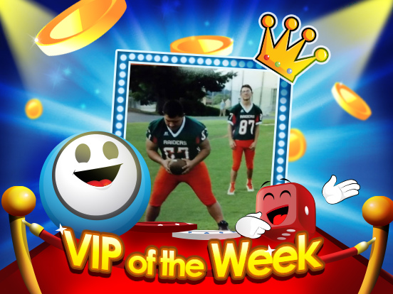 VIP of the Week: TRM3572