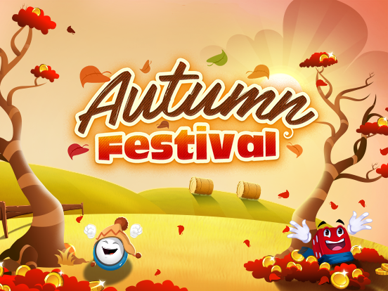 The GamePoint Autumn Festival is here!