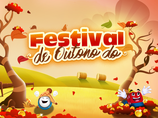 Festival de Outono do GamePoint!