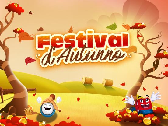 Il Festival d'Autunno GamePoint è qui!