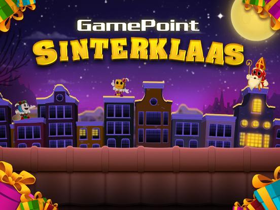 Sinterklaas bij GamePoint
