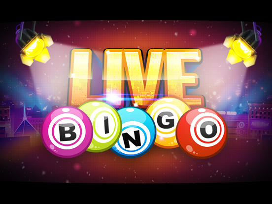 Claim your FREE Live Bingo Card!