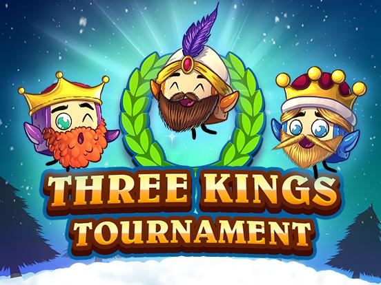 Werde ein König - gewinne ein Poster